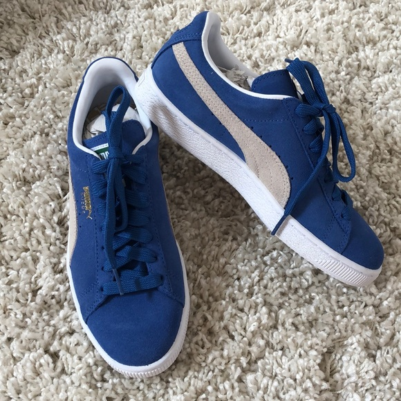 BRAND NEW PUMA SNEAKERS + White Laces NWT